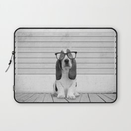 Guilty Puppy Laptop Sleeve