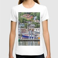 alaska T-shirts featuring Alaska by Christine Workman