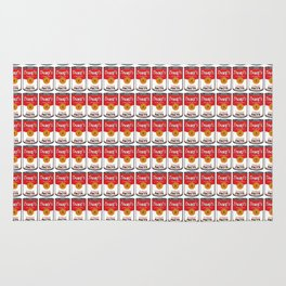 Trump's Canned Goods Rug