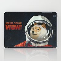 seahawks iPad Cases featuring DOGE by Ilya Brovkin