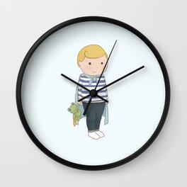 Sandman - Toddler Wall Clock