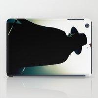 vendetta iPad Cases featuring V for Vendetta (e4) by Ezgi Kaya