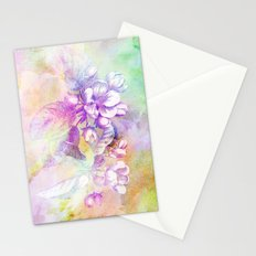 APPLE BLOSSOM PASTEL Stationery Cards