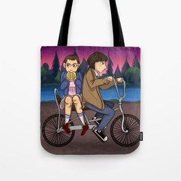 Strange ride Tote Bag
