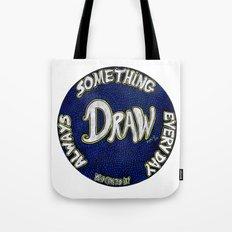 DRAW | Motivational Mandala Tote Bag