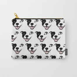 For the love of PIT BULLS. Carry-All Pouch