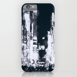 Tokyo Nights iPhone Case