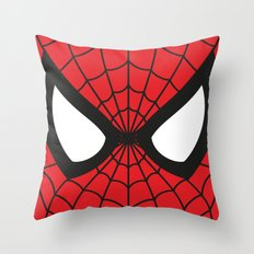 I'm BACK Throw Pillow