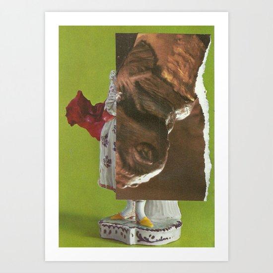 CARTILAGE Art Print