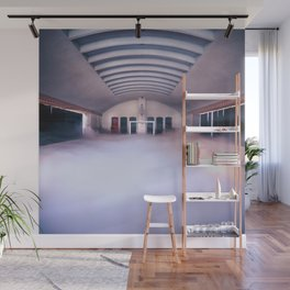 Pool of Fog Wall Mural