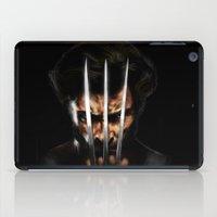 x men iPad Cases featuring x men by Fila Venom Art