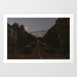 Twenty's Plenty Art Print
