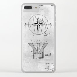 Screw Clear iPhone Case