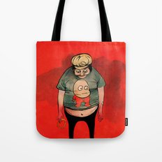 Ring Tosser of Marseille Tote Bag