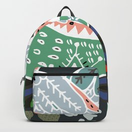 Holiday Birds Love Backpack