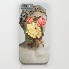 Bust With Flowers iPhone 6s Slim Case