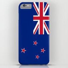 National flag of New Zealand - Authentic version to scale and color Slim Case iPhone 6 Plus