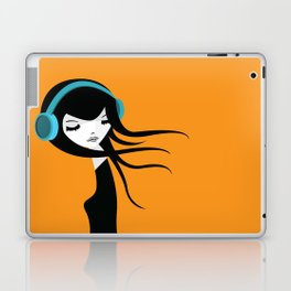 Flow In The Music Laptop & iPad Skin