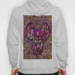 Mouse Girl In Love Hoody