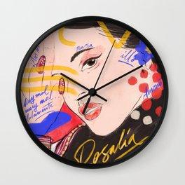 Rosalia Wall Clock