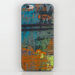Tuesday Night (Porte Cachere) iPhone Skin