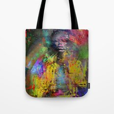 Wait Foxy Lady Tote Bag