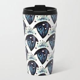 Ink creature 02 pattern Travel Mug