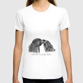 I beary love you T-shirt