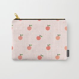 AFE Apricot pattern  Carry-All Pouch