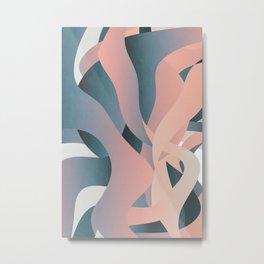 Soft Orb Metal Print