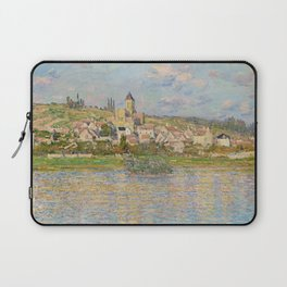 Vetheuil by Claude Monet Laptop Sleeve