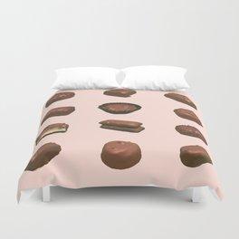 Chocoholic Duvet Cover