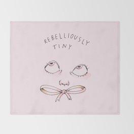 Tiny Throw Blanket