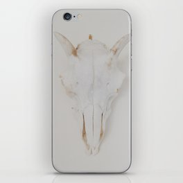 Pearly White iPhone Skin
