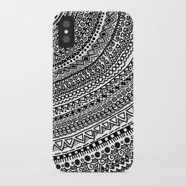 Black Pulse o1. iPhone Case