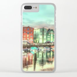 BACK TO YOU ... ALWAYS Clear iPhone Case