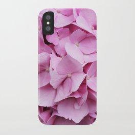 Hortensia Ingrid iPhone Case