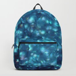 Blue Sparkles Backpack
