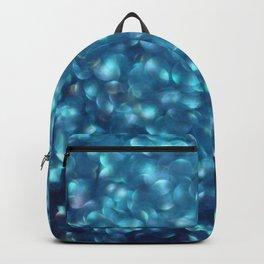 Blue Sparkles Backpack