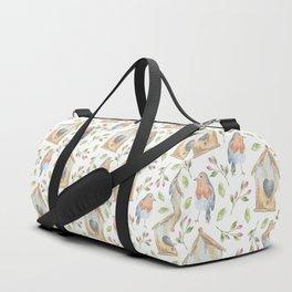 Bird House Duffle Bag