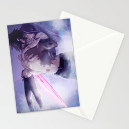 Gruvia - Pure and Tainted Stationery Cards