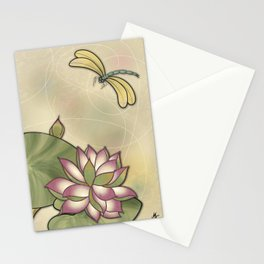 Coming in for a Landing Stationery Cards