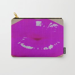 Hedonism Pouty Lips Carry-All Pouch