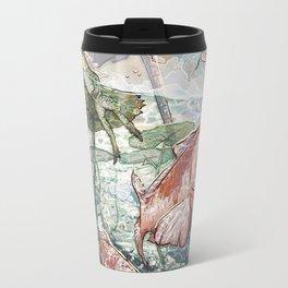 At the River Bend Travel Mug