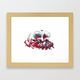 Kakuja Framed Art Print