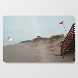 Outer Banks Beach Dunes Cutting Board