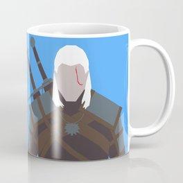 Geralt of Rivia - The Witcher Coffee Mug