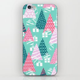 Pop Trees iPhone Skin