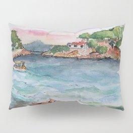 Croatian sunset Pillow Sham