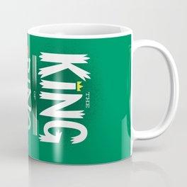 The King of Ping Pong Coffee Mug
